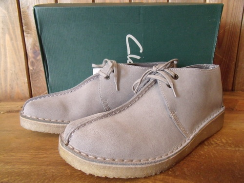 DEAD STOCK★90's 【Clarks】<DESERT TREK> MADE IN ENGLAND