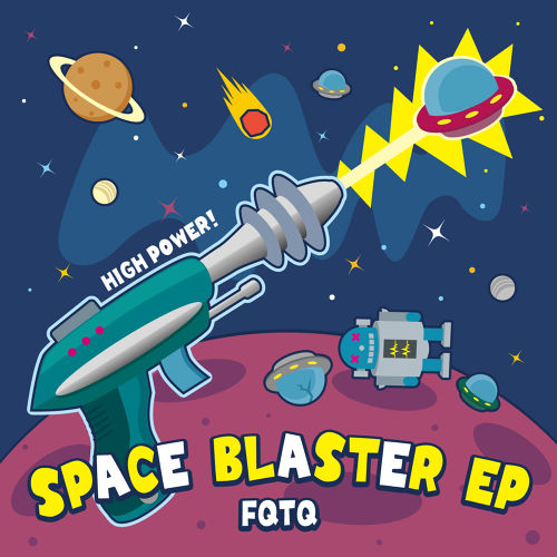 SPACE BLASTER EP [CD]