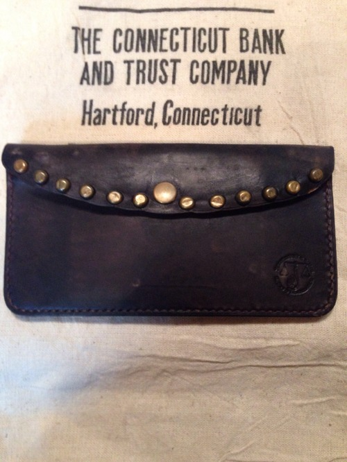 KENTRICH&SONS Truckers wallet USED TYPE