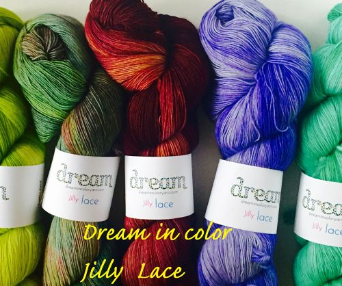 Dream in Color / Jilly Lace