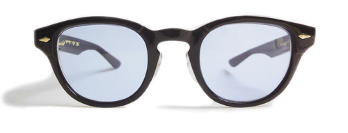 "UNRIVALED ""EYE-GLASSES"" LIGHT BLUE"