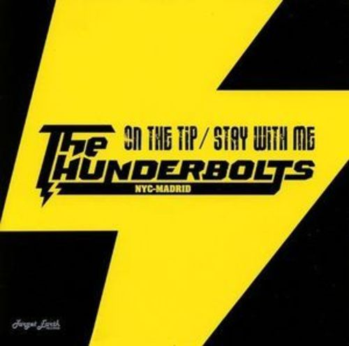 """The Thunderbolts  – On The Tip  7"""""""