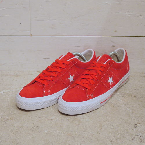 "CONVERSE CONS ONESTAR PRO Size6 1/2,9 ""Red,Dead Stock"""