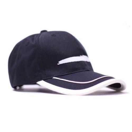 ILL IT - SHADOW EMBROIDERY CAP - BLACK