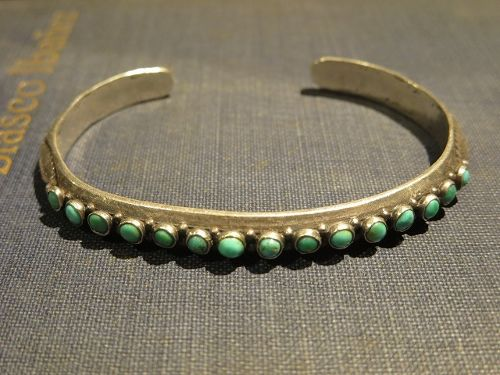 50's Navajo bangle