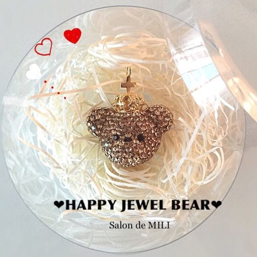 HAPPY JEWEL BEAR