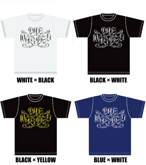 【THE WASTED】Logo T-shirt