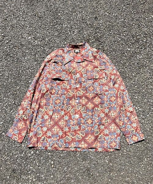 DEAD STOCK OLD Stussy L/S Shirt