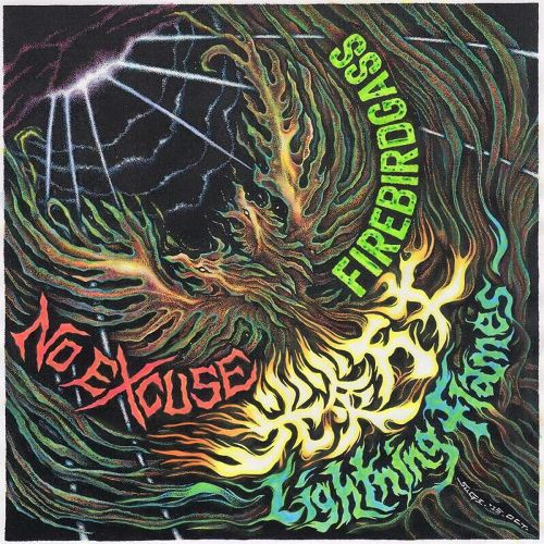 NO EXCUSE : FIREBIRDGASS / 光炎万丈~Lightning Flames~ (CD)
