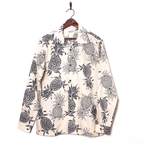 Mountain / Pineapple Navy  / Long sleeve