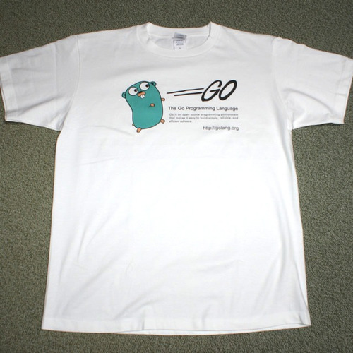 Gopher Tシャツ