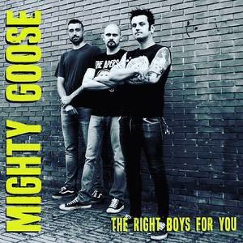 mighty goose / the right boys for you cd