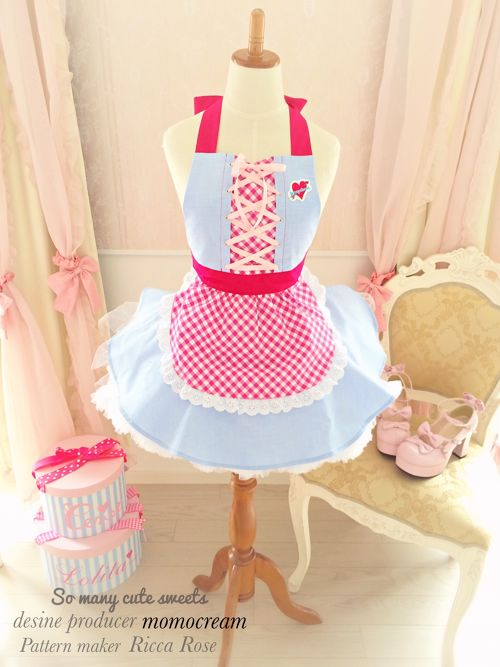【Sale】fancy doll apron