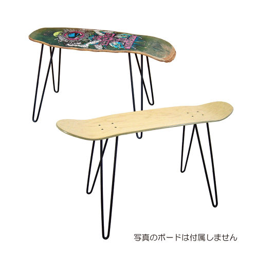 「SKATE STOOL」SKATE FURNITURE