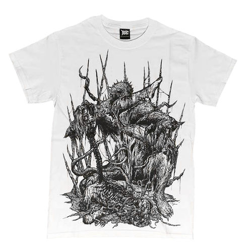 Feast of the Unbirthed T-shirt (GS-010tee-w)
