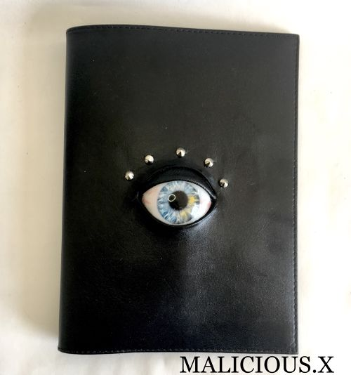 eye system note-book a5 / blue