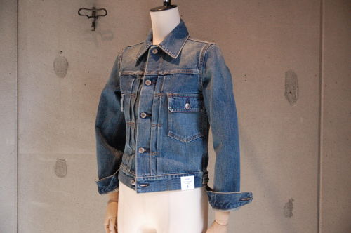 HYKE 17102 DENIM JACKET