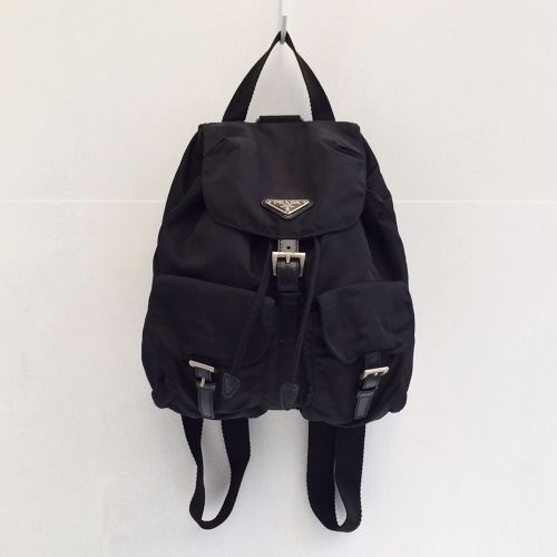 PRADA nylon back pack