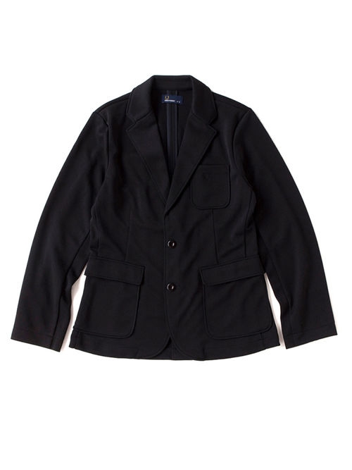 FRED PERRY Tailored Jacket F2411 Black