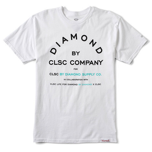 Diamond Supply Co. - DIAMOND x ULSC JACOBS tee