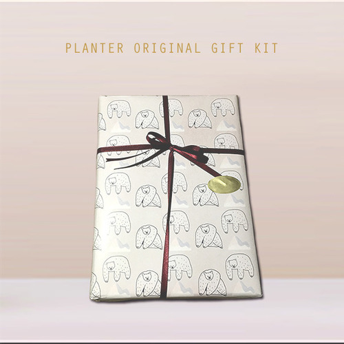PLANTER ORIGINAL GIFT KIT