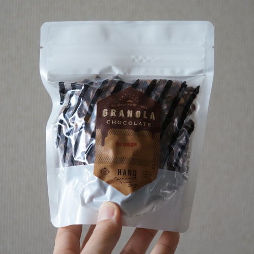 GRANOLA Choco Orange