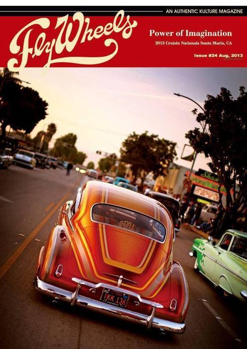 Fly Wheels Issue #24