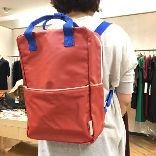 sticky lemon スティッキーレモン BACKPACK LARGE FADED RED