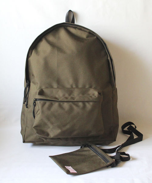 """DAY PACK """"BROWN"""""""