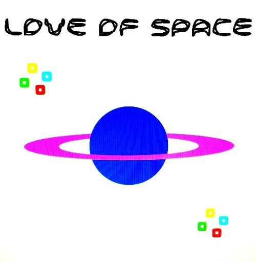 【ONLINE SHOP限定】LOVE OF SPACE