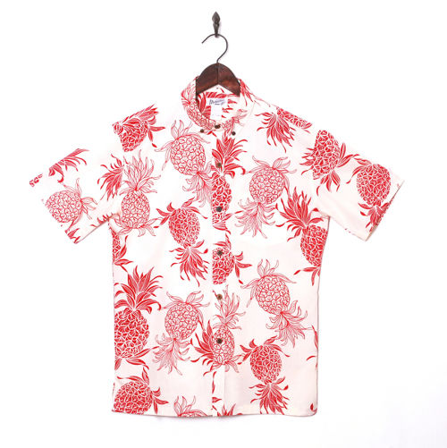 Mountain Mens BD / Pineapple / Off white x Red