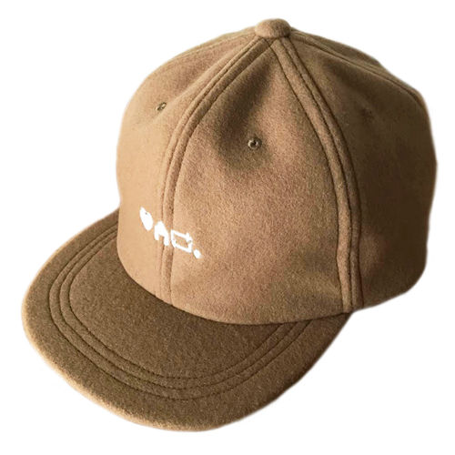 Dashboard MeltonWool Cap / Camel