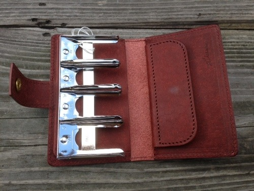 Coin WalletⅡ レッド