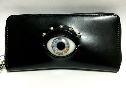 EYE WALLET   BULE