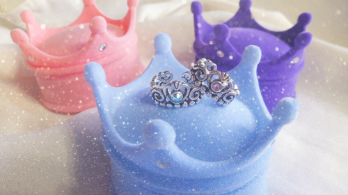 Heart Crown Ring♡