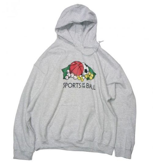 SPUT / SPORTS of the BALL hoodie