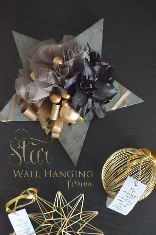 star wall hanging