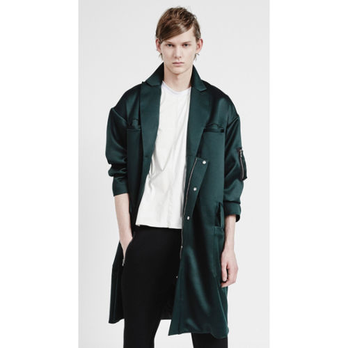 SISE Loose military coat(GREEN) 21-16AW-CO01.grn