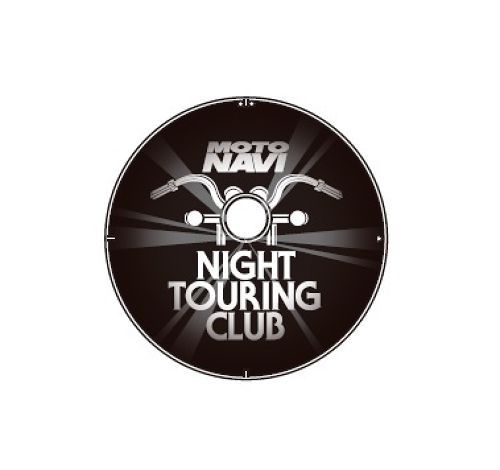 MOTO NAVI☆夜ツー部 Button Badge