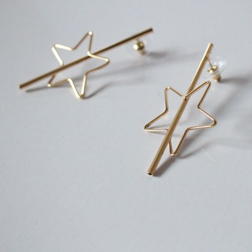 Star&Arrow pierce