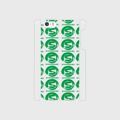 SEXPERIENCE iPhone case green