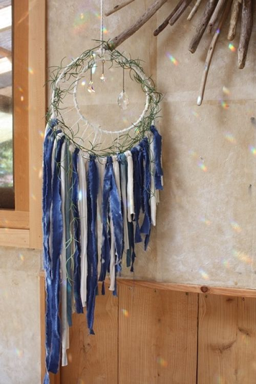 dream suncatcher  **moon+star