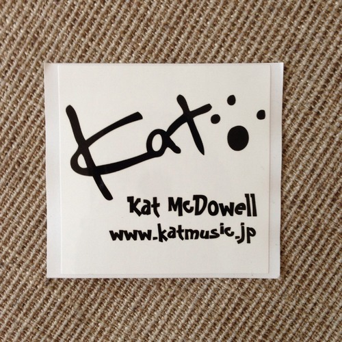 Kat Sticker small