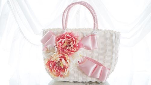 SALE★☆ Princess bag【マリー】