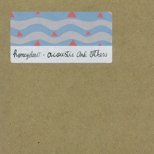 """CD-R """"Acoustic and Others EP"""""""