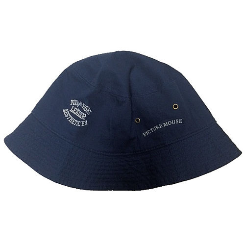 PICTURE MOUSE●YOU gotta FIGHT バケットハット(NAVY)