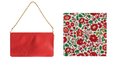 red lether ×  Liberty(red D'anjo)