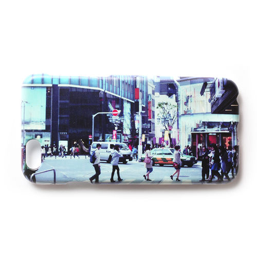 「shinjuku」 iPhone case