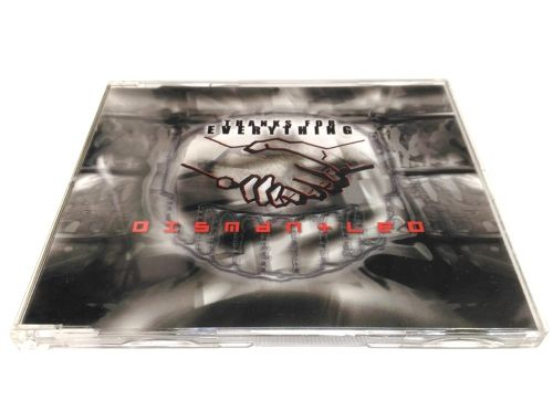 [USED] Dismantled - Thanks For Everything (2006) [CD]