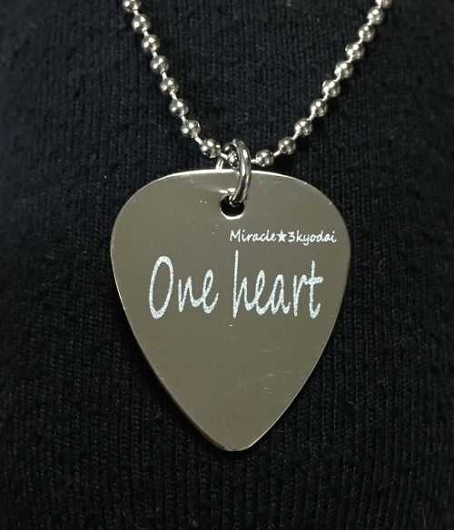 One heart ネックレス